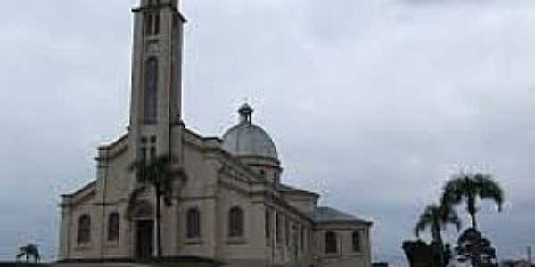Lapa-PR-Santário de São Benedito-Foto:commons.wikimedia.org