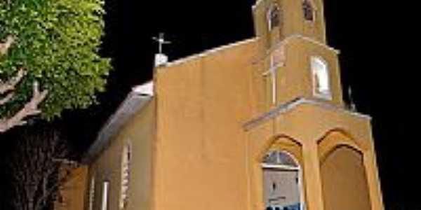 Capela do Senhor Bom Jesus-Foto:Marcos Arruda