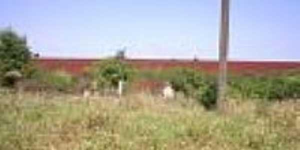 Local da antiga Estação de Laranja Azeda-Foto:Ralph M. Giesbrecht