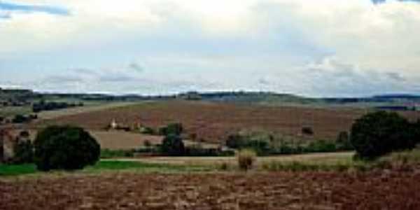 Vista da região de Laranja Azeda-Foto:elciobalada