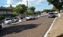 Laranjeiras do Sul - Avenida Santos Dumont, por Ferzacchi