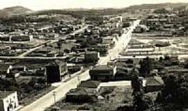 Laranjeiras do Sul - Década de 1970 - Rua XV de novembro.