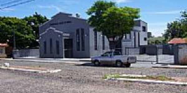 Igreja da Congregação Cristã do Brasil em Lavrinha-Foto:valdir merege