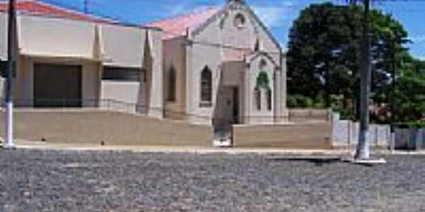 Igreja Presbiteriana em Lavrinha-Foto:valdir merege