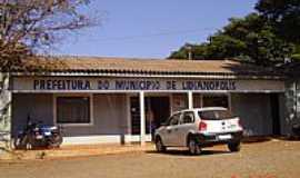 Lidianópolis - Prefeitura Municipal-Foto:JOSE VANTUIR