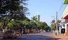Lidianópolis - Rua Mato Grosso-Foto :JOSE VANTUIR