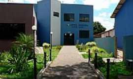 Lobato - Biblioteca Municipal em Lobato-Foto:Marcos Dutra