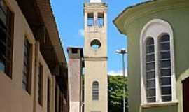 Lobato - Torre da Igreja Católica de Lobato-Foto:Marcos Dutra