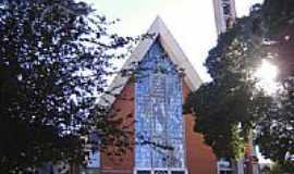 Londrina - Catedral do Sagrado Coração de Jesus em Londrina-PR-Foto:Vicente A. Queiroz
