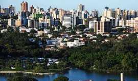 Londrina - Londrina-PR-Vista do centro da cidade-Foto:Jair Prandi