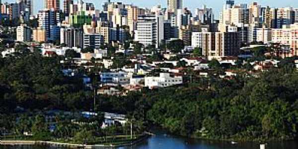 Londrina-PR-Vista do centro da cidade-Foto:Jair Prandi