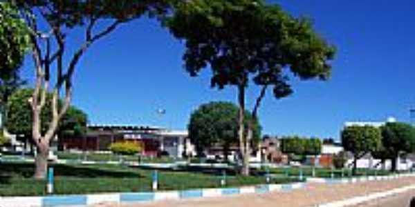 Praça da Rodoviaria por alvaroboliveira