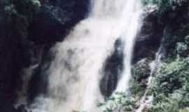 Luiziana - Cachoeira São Domingos, Por Celio Silva