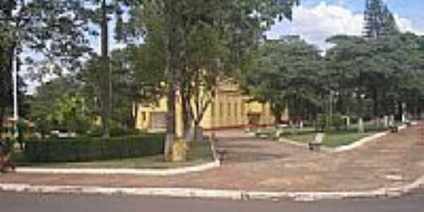Praça da Igreja por fabiolu