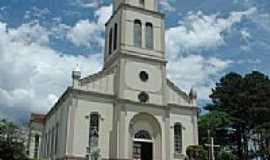 Mallet - Igreja Matriz de S�o Pedro de Mallet-Foto:Claudio J. Melnik