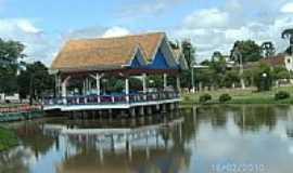 Mallet - Parque Municipal na cidade de Mallet-Foto:Casemiro Witasiak