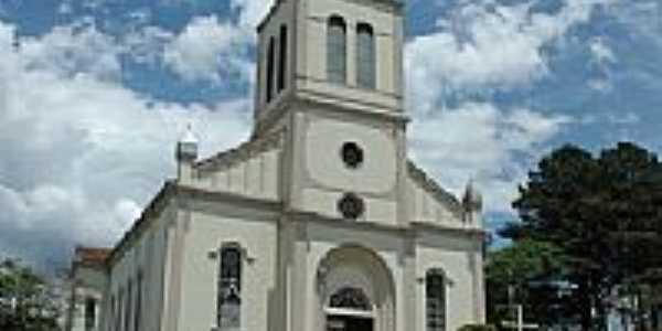 Igreja Matriz de São Pedro de Mallet-Foto:Claudio J. Melnik