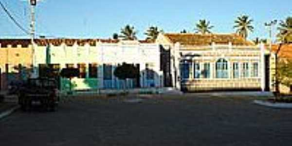 Casarões antigos em Ibipetum-BA-Foto:Wikipedia