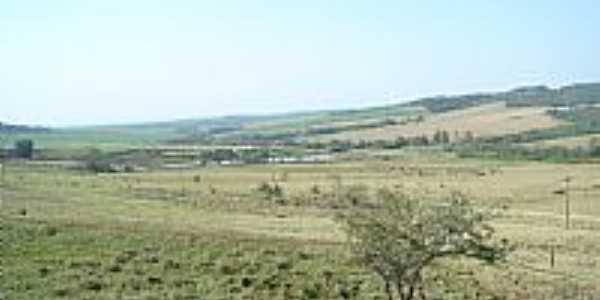 Malu-PR-Lago e vista da região-Foto:João Carlos Benetton
