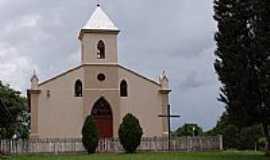 Mandaçaia - Mandaçaia-PR-Igreja de Santo Antônio-Foto:Cezar Mario Rech