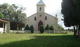 Mandaçaia - Mandaçaia-PR-Igreja de Santo Antônio-Foto:N.Sklasky