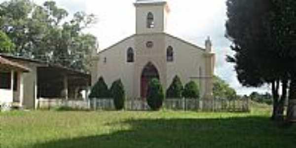 Mandaçaia-PR-Igreja de Santo Antônio-Foto:N.Sklasky