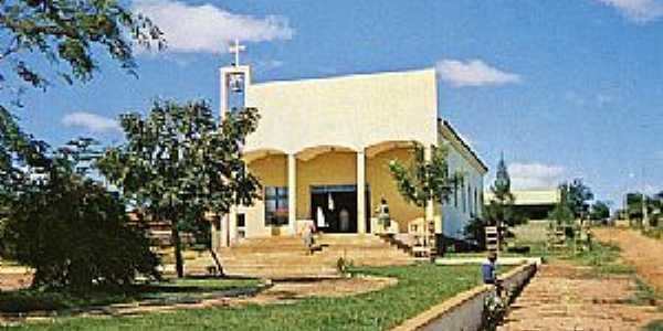 Mandiocaba-PR-Capela do Sagrado Coração de Jesus-Foto:Wilmar Santin