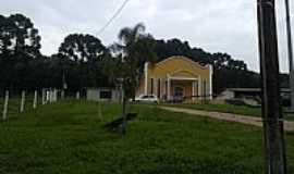 Mandirituba - Mandirituba-PR-Igreja do Povoado Colônia Matos-Foto:Carlos Eduardo Claudino