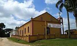 Mandirituba - Mandirituba-PR-Igreja do Povoado Campestre dos Paulas-Foto:Carlos Eduardo Claudino