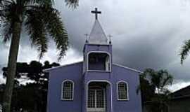 Mandirituba - Mandirituba-PR-Igreja do Povoado Diamante-Foto:Carlos Eduardo Claudino