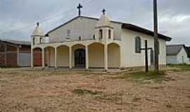 Mandirituba - Mandirituba-PR-Igreja do Povoado Ganchinho-Foto:Carlos Eduardo Claudino