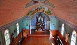 Mandirituba - Mandirituba-SC-Interior da Capela de Santo Antônio-Foto:Márcio Garmatz