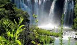 Mangueirinha - Cachoeira do rio Marrecas, Por Fernando Teles