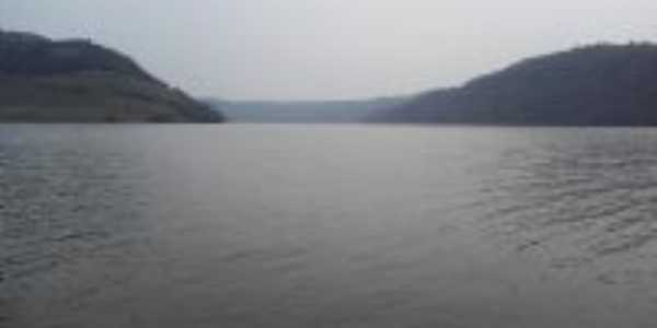Lago da Represa Salto Segredo, Por Fernando Teles