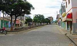 Ibipitanga - Avenida Principal em Ibipitanga.
