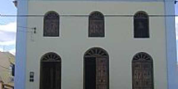 Igreja em Ibipitanga.
