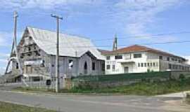 Maracanã - Casa com telhado de zinco em Maracanã-PR-Foto:thatisit