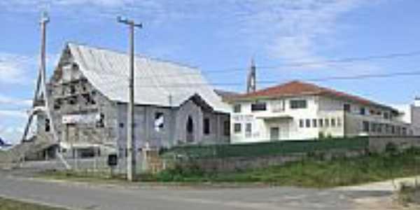 Casa com telhado de zinco em Maracanã-PR-Foto:thatisit