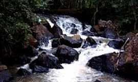 Marechal C�ndido Rondon - Cachoeira do Guar� em Marechal C�ndido Rondon-Foto:Marechal_pr