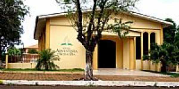 Igreja Adventista do Sétimo Dia de Marechal Cândido Rondon-Foto:Marechal_pr