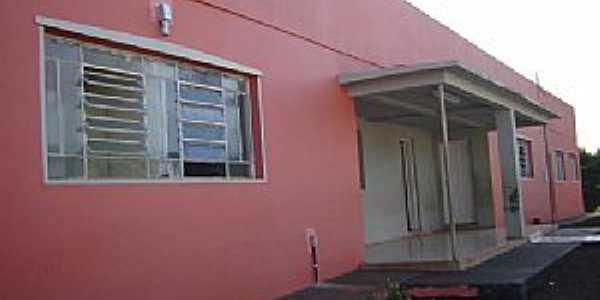 Marilu-PR-Escola de Ensino Fundamental reformada-Foto:www.ietmarilu.seed.pr.gov..br