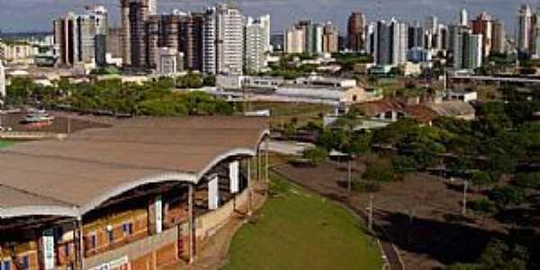 Maringá-PR-Estádio de Futebol-Foto:Carlos Sica