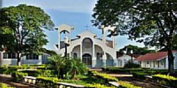 Igreja-Foto:Edson Walter Cavalar…