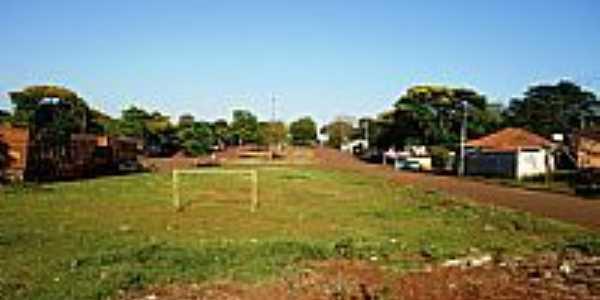 Campo de futebol de Marisa-Foto:Milton Fantucci
