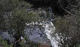 Marmeleiro - Cachoeira da Comunidade de Bom Jesus-Foto:Alceu André Badin