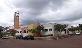 Marumbi - Marumbi-PR-Igreja Matriz e Hospital Municipal-Foto:Soni George