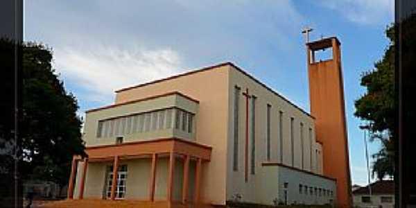 Marumbi-PR-Igreja Matriz-Foto:Soni George