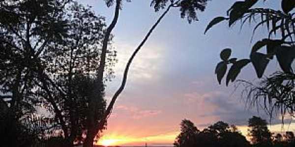 Marumbi-PR-Lindo Pôr do Sol-Foto:Soni George