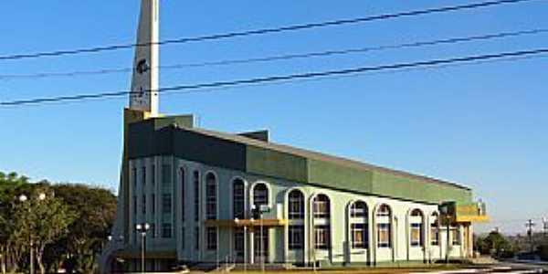 Matelândia-PR-Igreja de N.Sra.do Caravággio-Foto:Ricardo Mercadante