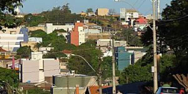 Matelândia-PR-Vista parcial da cidade-Foto:Ricardo Mercadante